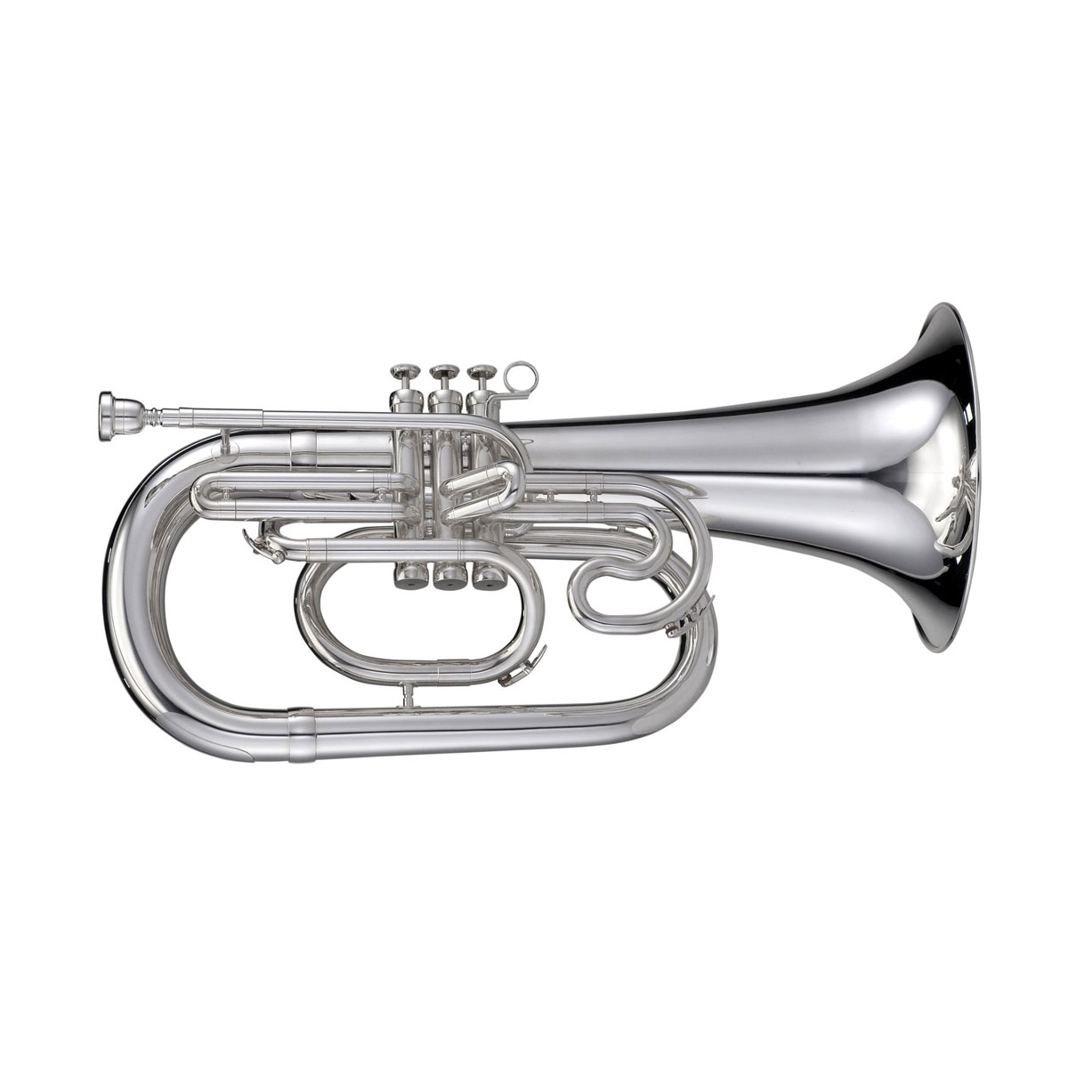 Adams Marching Brass Series Bb Euphonium with Case