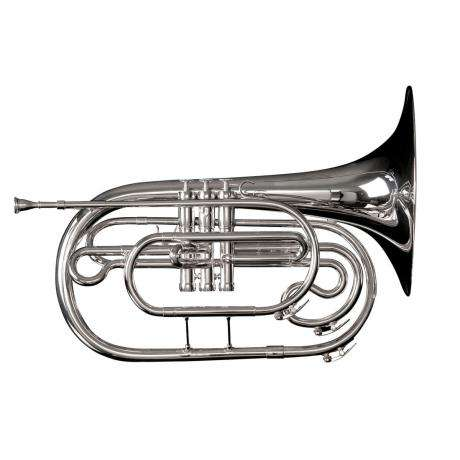 Adams Marching Brass Series Bb French Horn with Case