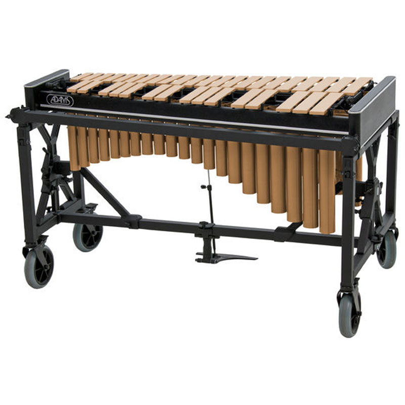 Adams 3.0 Octave Vibraphone with Gold Bars, Field Frame, and No Motor