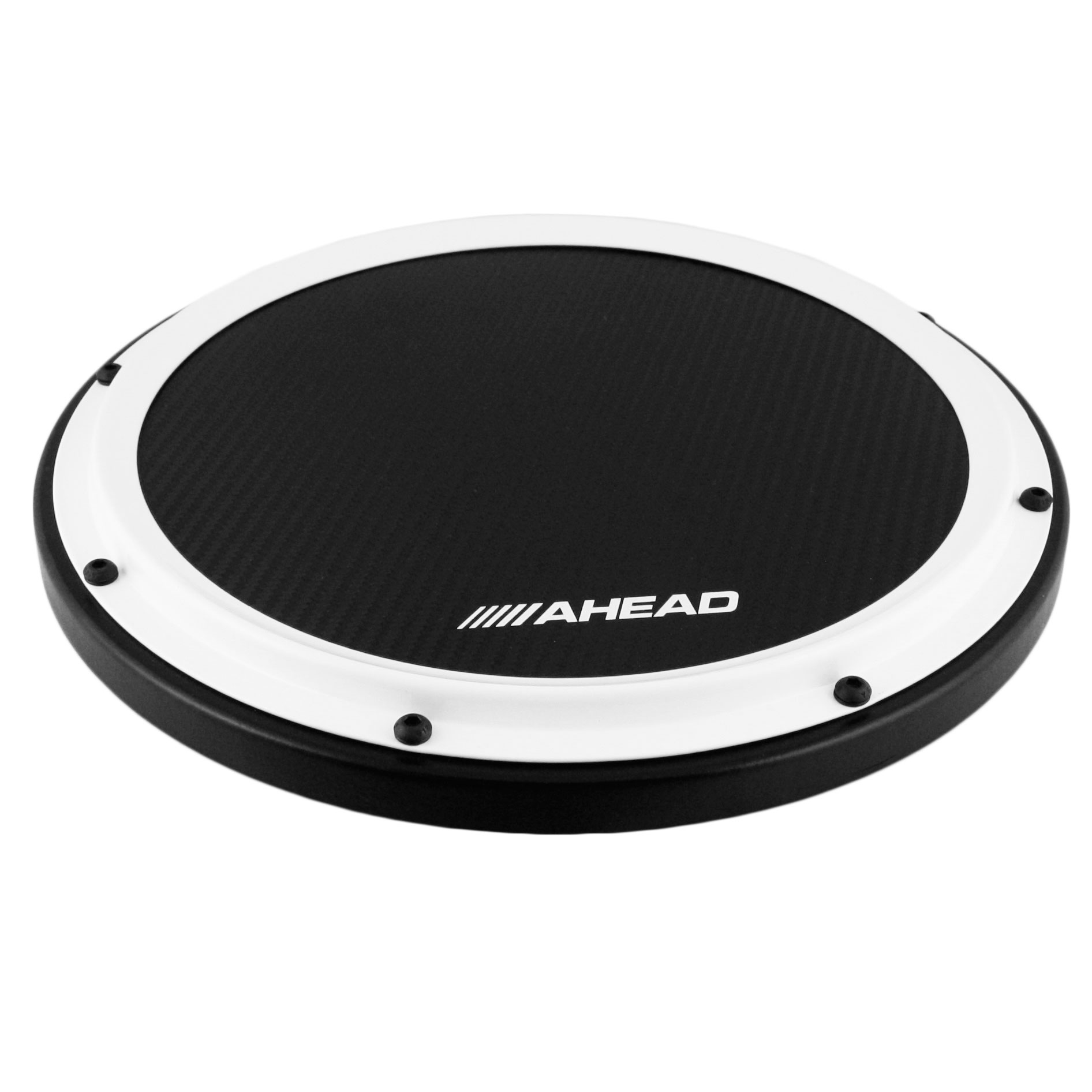 "Ahead 14"" S-Hoop Practice Pad with Snare Sound"