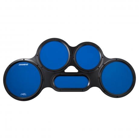 Ahead Chavez Arsenal Tenor Pad with Blue Gum Rubber and Black S-Hoops
