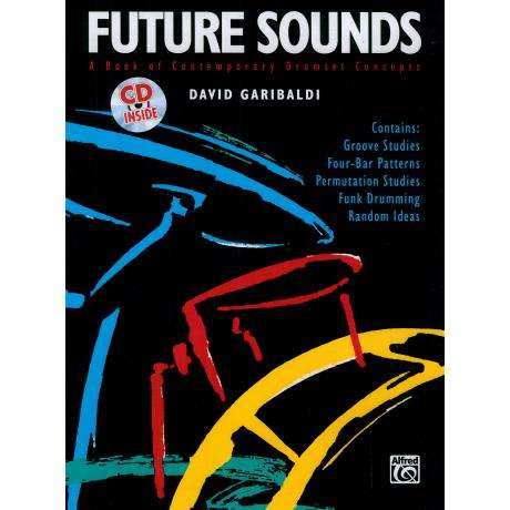 Future Sounds (Book & CD) by David Garibaldi