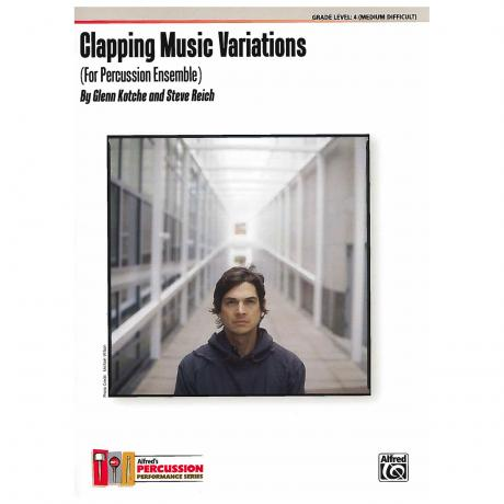 Clapping Music Variations by Glenn Kotche and Steve Reich