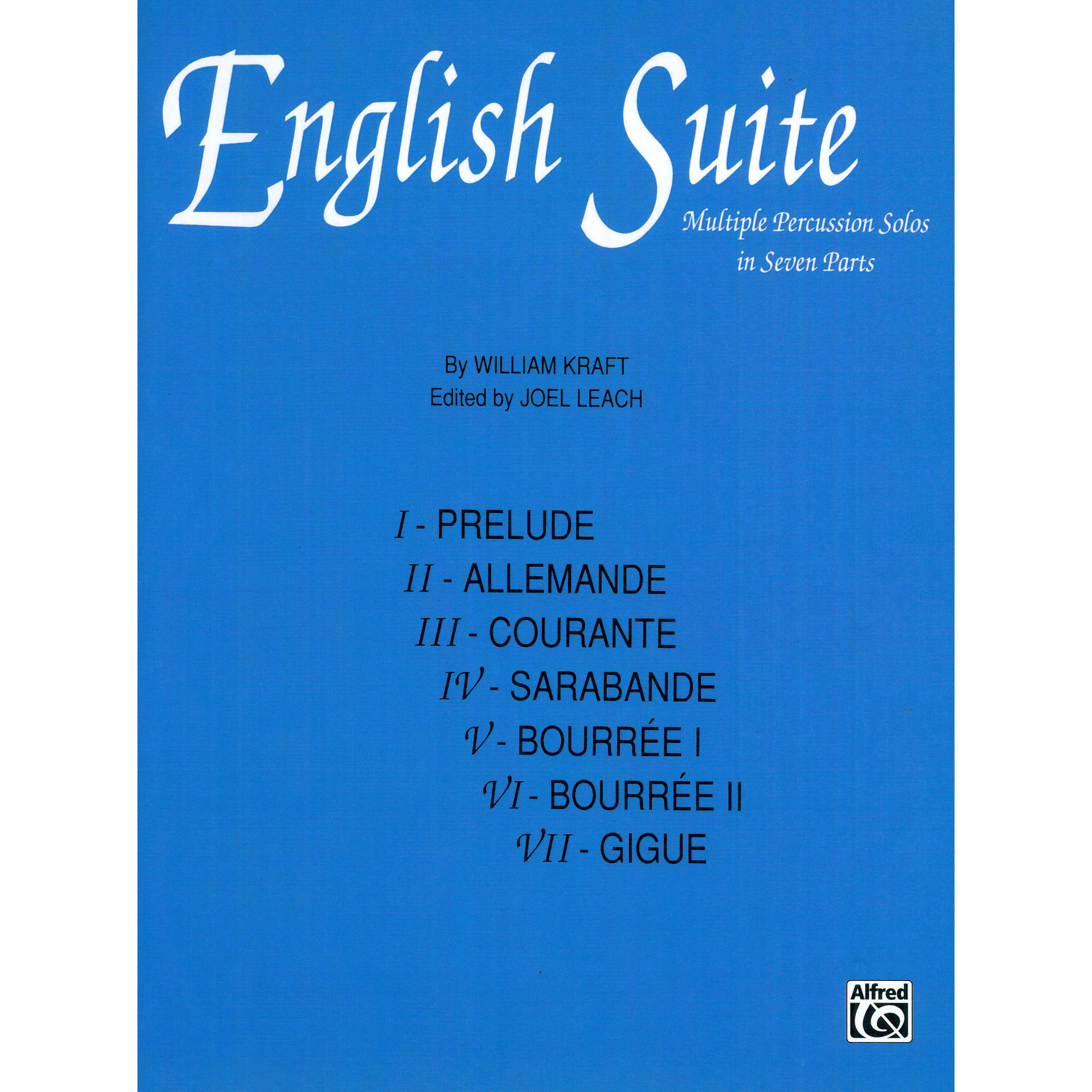 English Suite by William Kraft