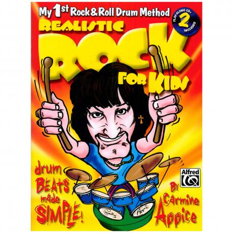 Realistic Rock for Kids by Carmine Appice