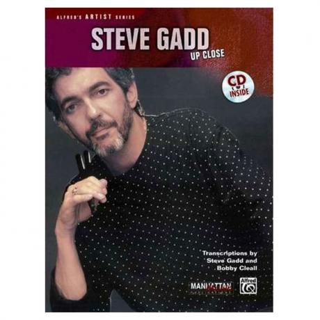 Steve Gadd: Up Close trans. Steve Gadd & Bobby Cleall