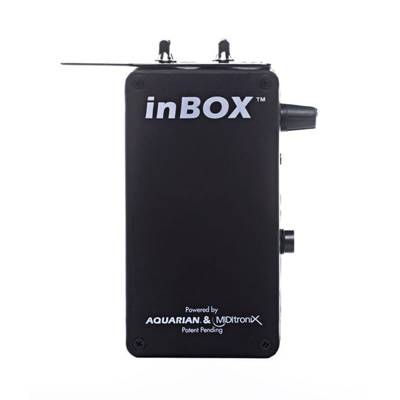 Aquarian inBOX Signal Conditioner and Booster