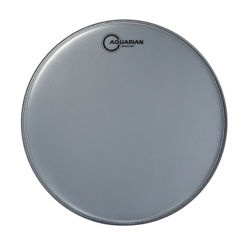"Aquarian 13"" Texture Coated Reflector Snare Drum Top (Batter) Head"