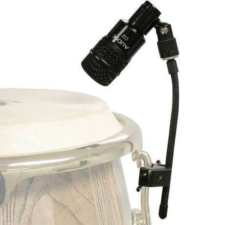 Audix Flexible Mini Goose Neck with Drum Tension Lug Clamp