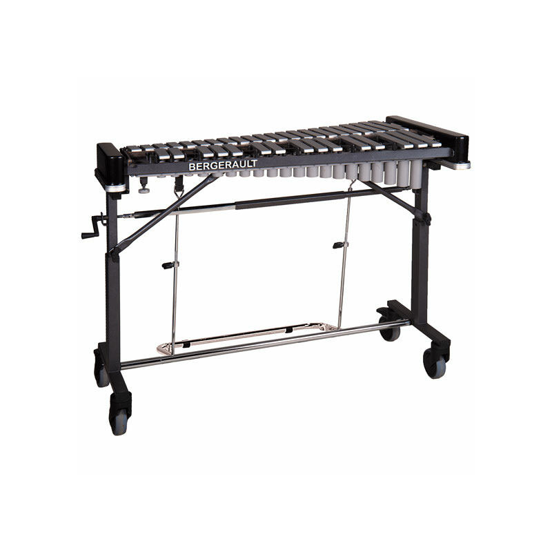Bergerault 3.0 Octave Performance Series Pedal Glockenspiel with Concert Frame
