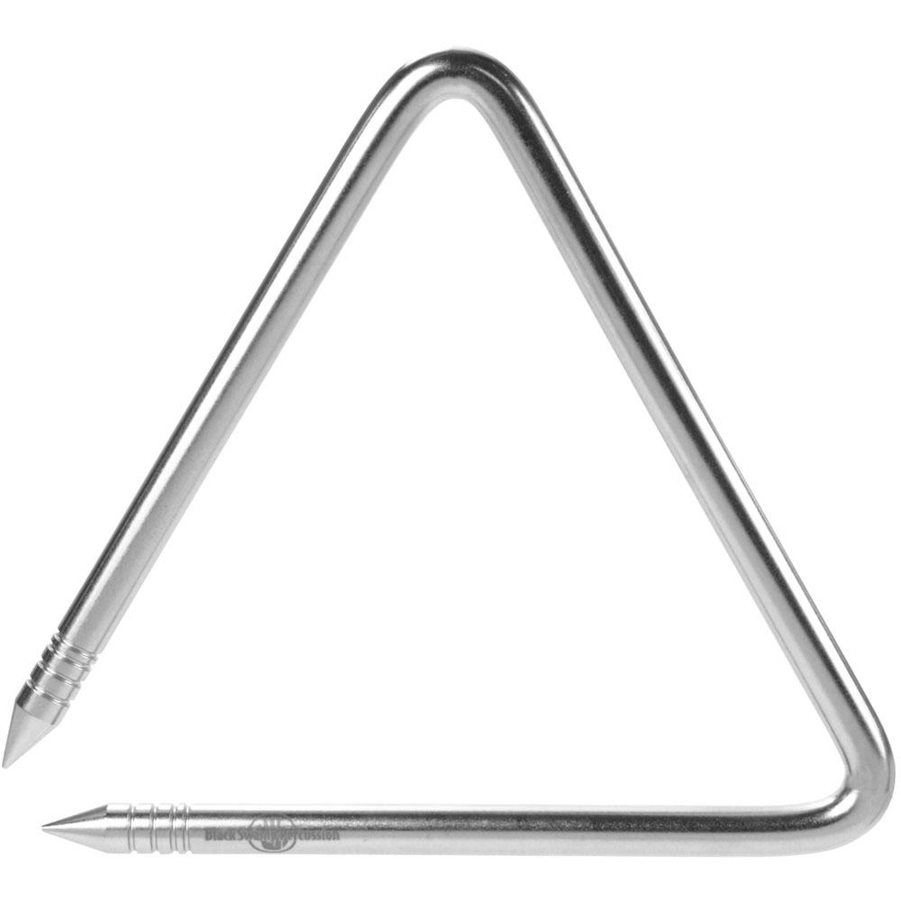 "Black Swamp 8"" Steel Artisan Triangle"
