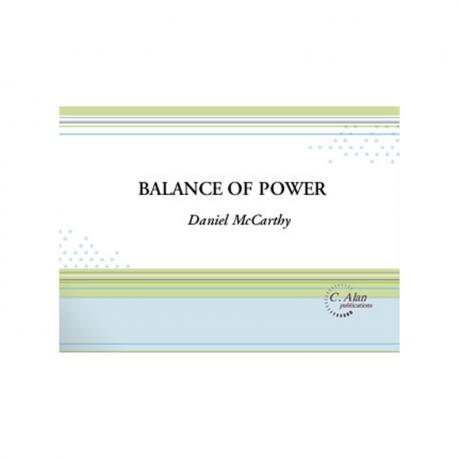 Balance of Power by Daniel McCarthy