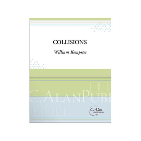Collisions by William Kempster