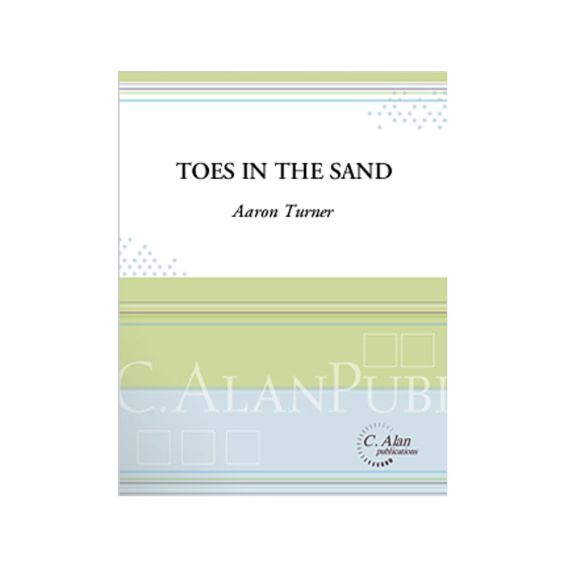 Toes in the Sand by Aaron Turner
