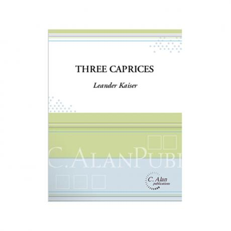 Three Caprices by Piatti arr. L. Kaiser