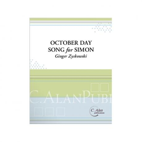October Day/Song for Simon by Ginger Zyskowski