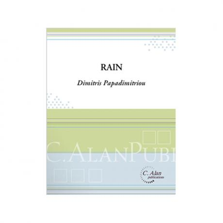 Rain, Op. 13 by Dimitris Papadimitriou