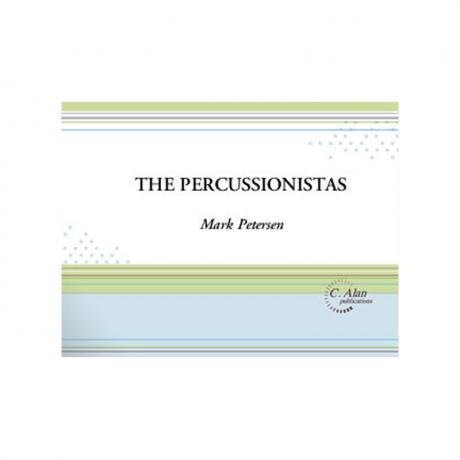 The Percussionistas by Mark Petersen