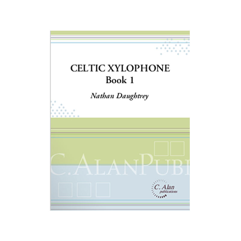 Celtic Xylophone, Book 1 (Piano Reduction) by Nathan Daughtrey