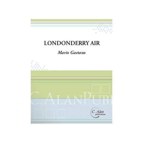 Londonderry Air by Mario Gaetano