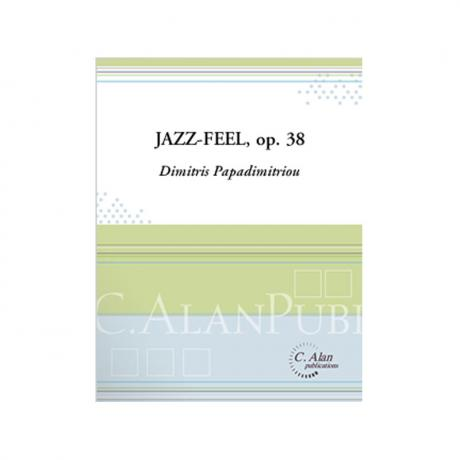 Jazz-Feel, Op. 38 by Dimitris Papadimitriou