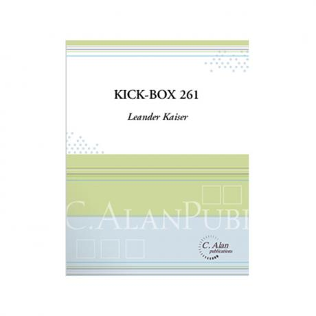 Kick-Box 261 by Leander Kaiser