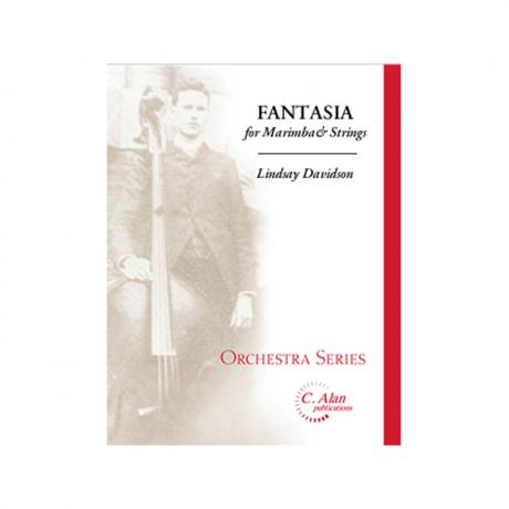 Fantasia for Marimba (Piano Reduction) by Lindsay Davidson