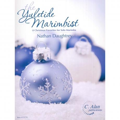 The Yuletide Marimbist arr. Nathan Daughtrey