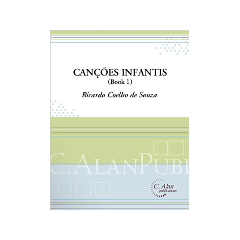 Cancoes Infantis (Book 1) by Ricardo Souza