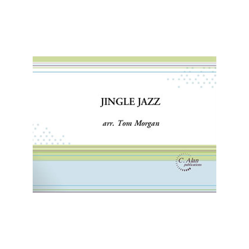 Jingle Jazz by Tom Morgan