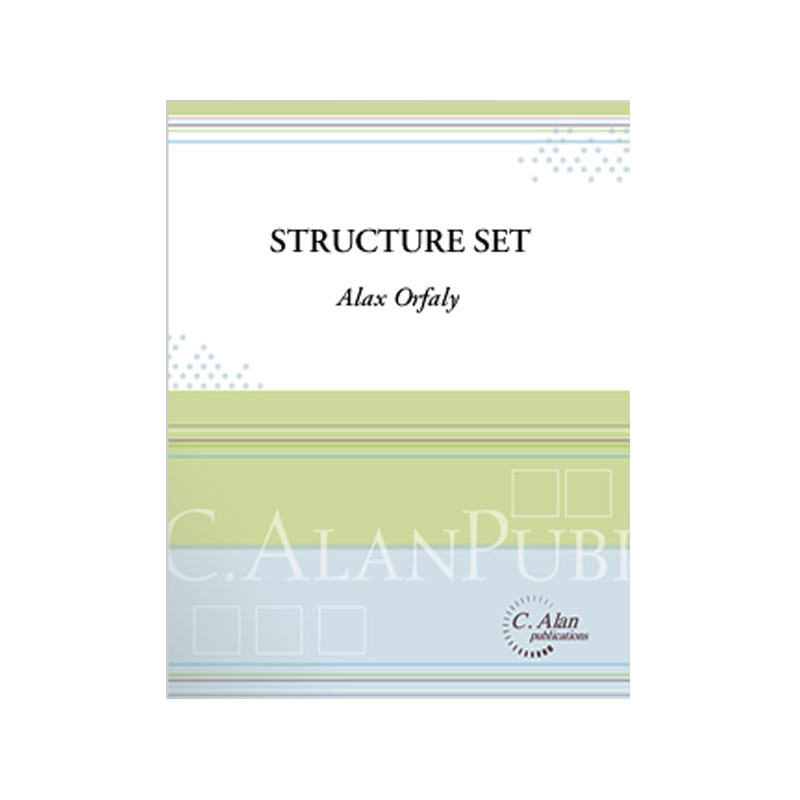 Structure Set by Alex Orfaly