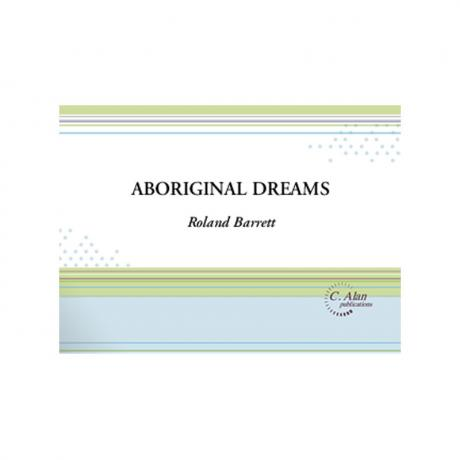 Aboriginal Dreams by Roland Barrett