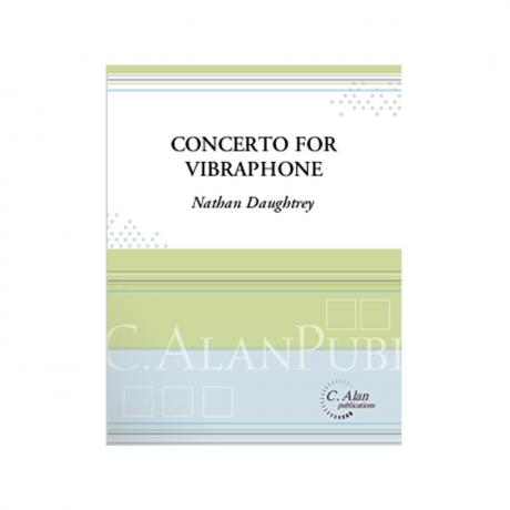 Concerto for Vibraphone and Percussion Ensemble by Nathan Daughtrey