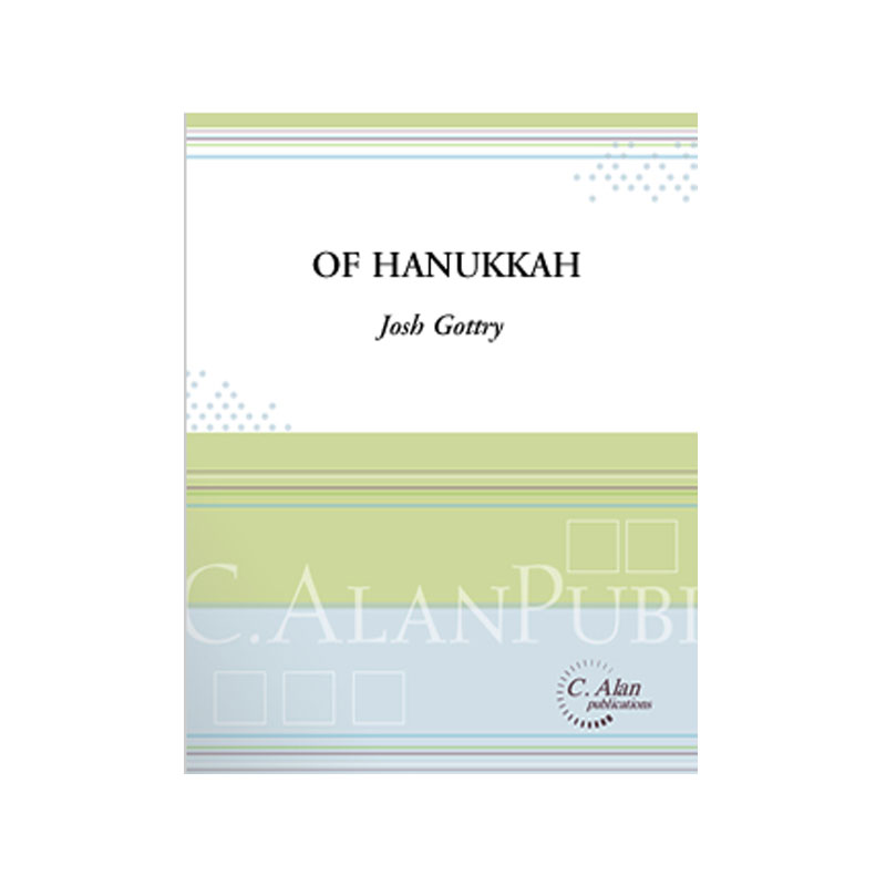 Of Hanukkah by Josh Gottry