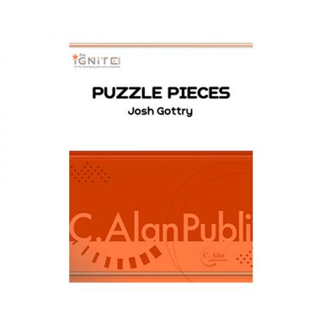 Puzzle Pieces by Josh Gottry