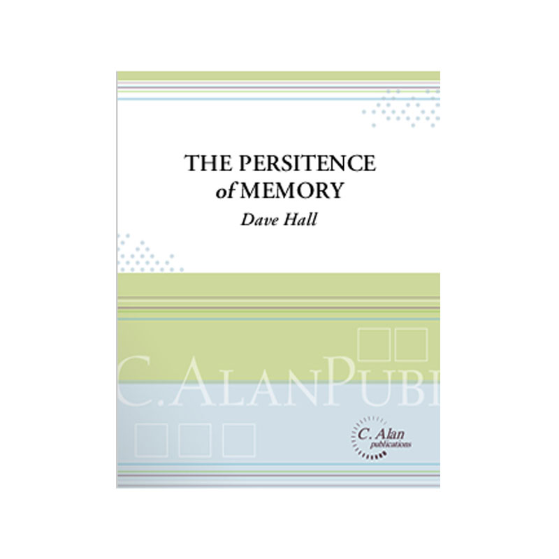 The Persistence of Memory by Dave Hall