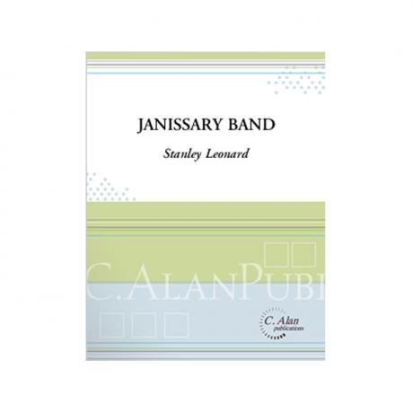 Janissary Band by Stanley Leonard
