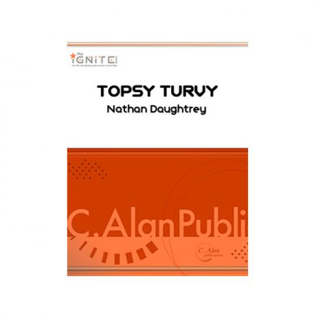 Topsy Turvy by Nathan Daughtrey
