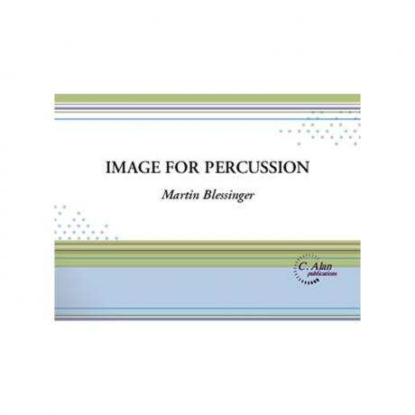 Image for Percussion Orchestra by Martin Blessinger