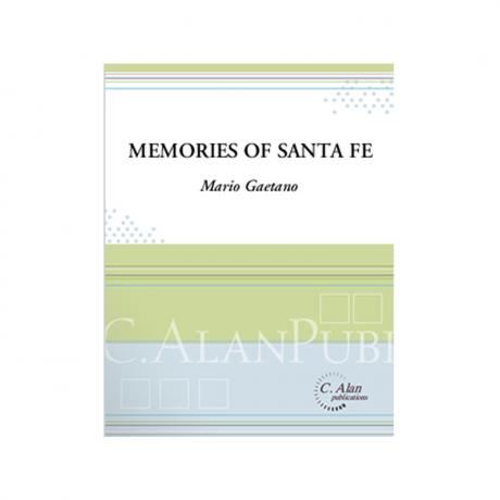 Memories of Santa Fe by Mario Gaetano