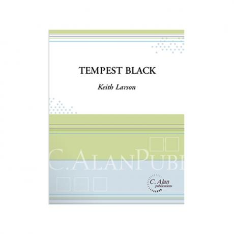 Tempest Black by Keith Larson