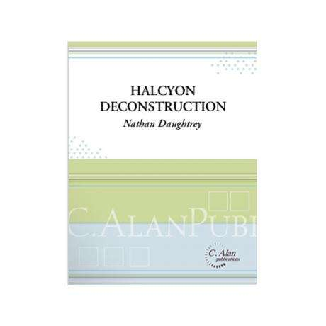 Halcyon Deconstruction by Nathan Daughtrey