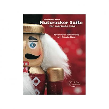 Selections from The Nutcracker Suite by Tchaikovsky arr. Nasu