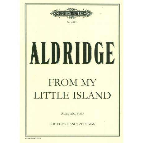 From My Little Island by Robert Livingston Aldridge
