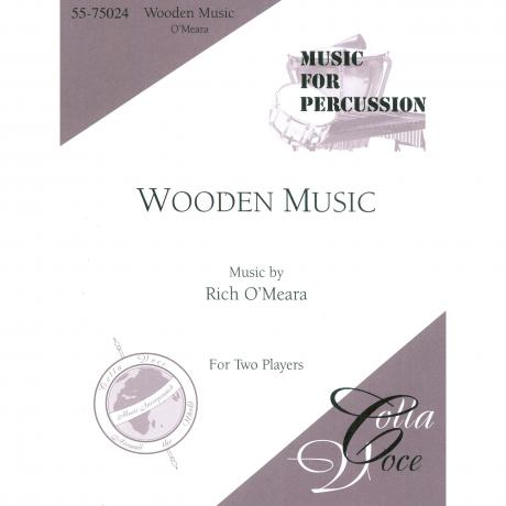 Wooden Music by Rich O'Meara
