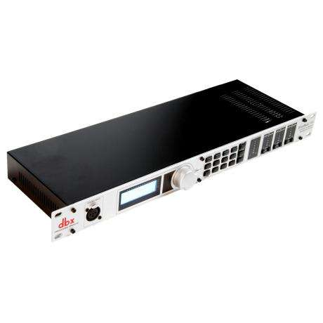 DBX DriveRack PA - Digital PA Management System