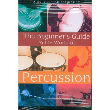 Beginner's Guide to the World of Percussion DVD - Kennan Wylie