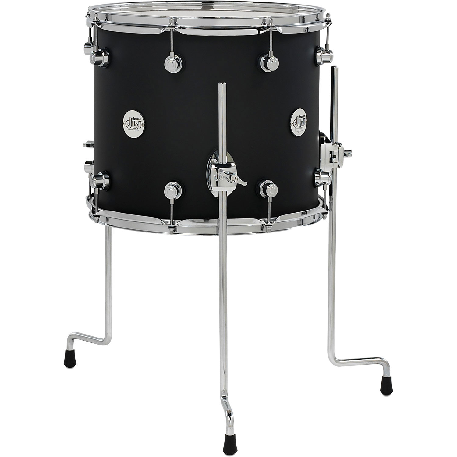 "DW 16"" (Deep) x 18"" (Diameter) Design Series Floor Tom"