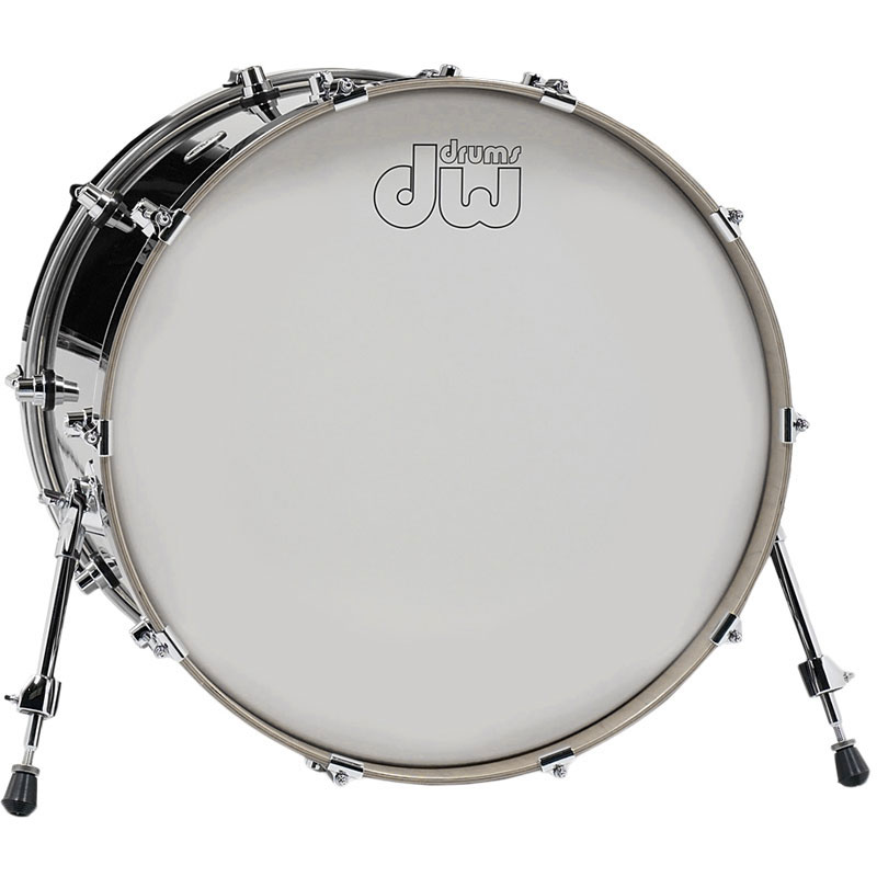 "DW 18"" (Deep) x 22"" (Diameter) Design Series Bass Drum"