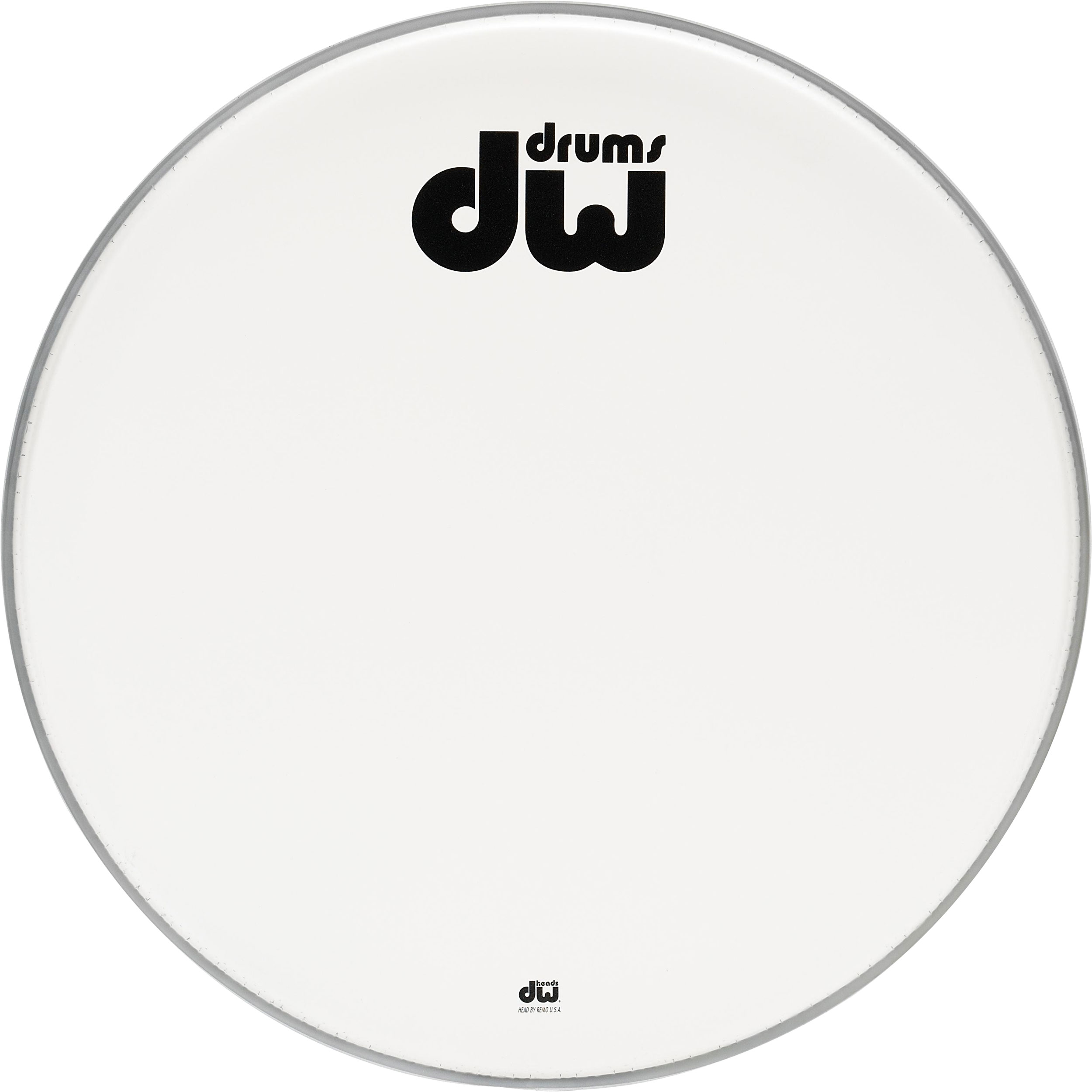 "DW 22"" Texture Coated Head, Non-Vented"